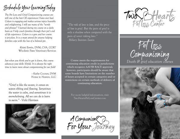 Pet Loss Companioning