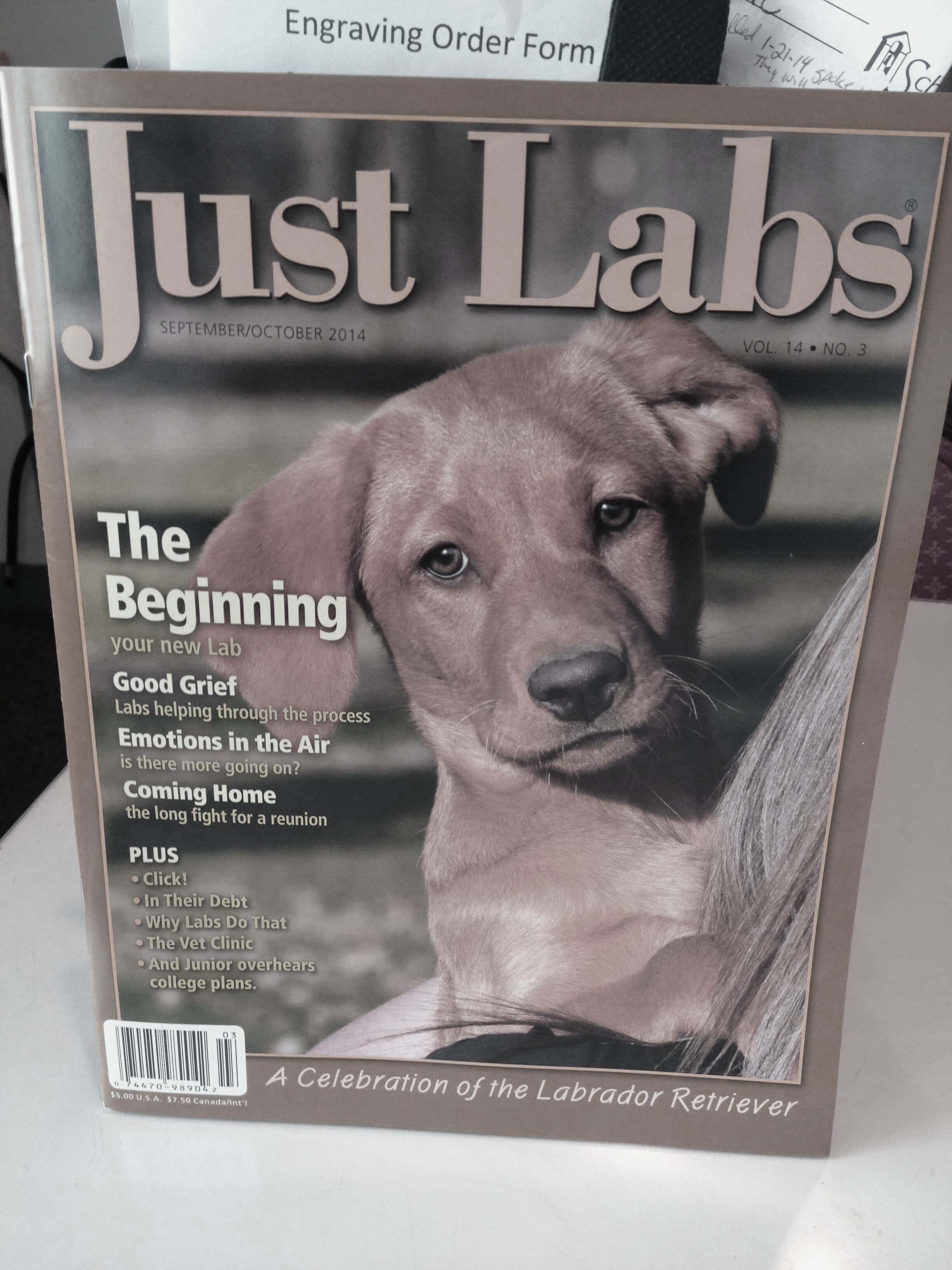 just-lab-cover