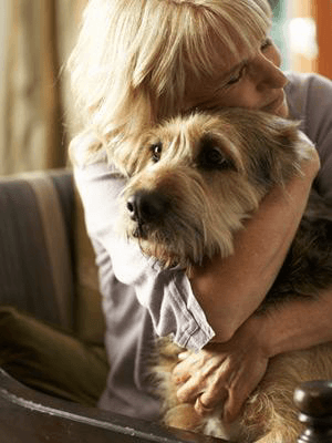 9 Things Never to Say to Someone Who's Lost a Pet